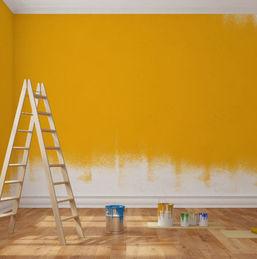 Quel pan de mur peindre pour agrandir la pièce ?